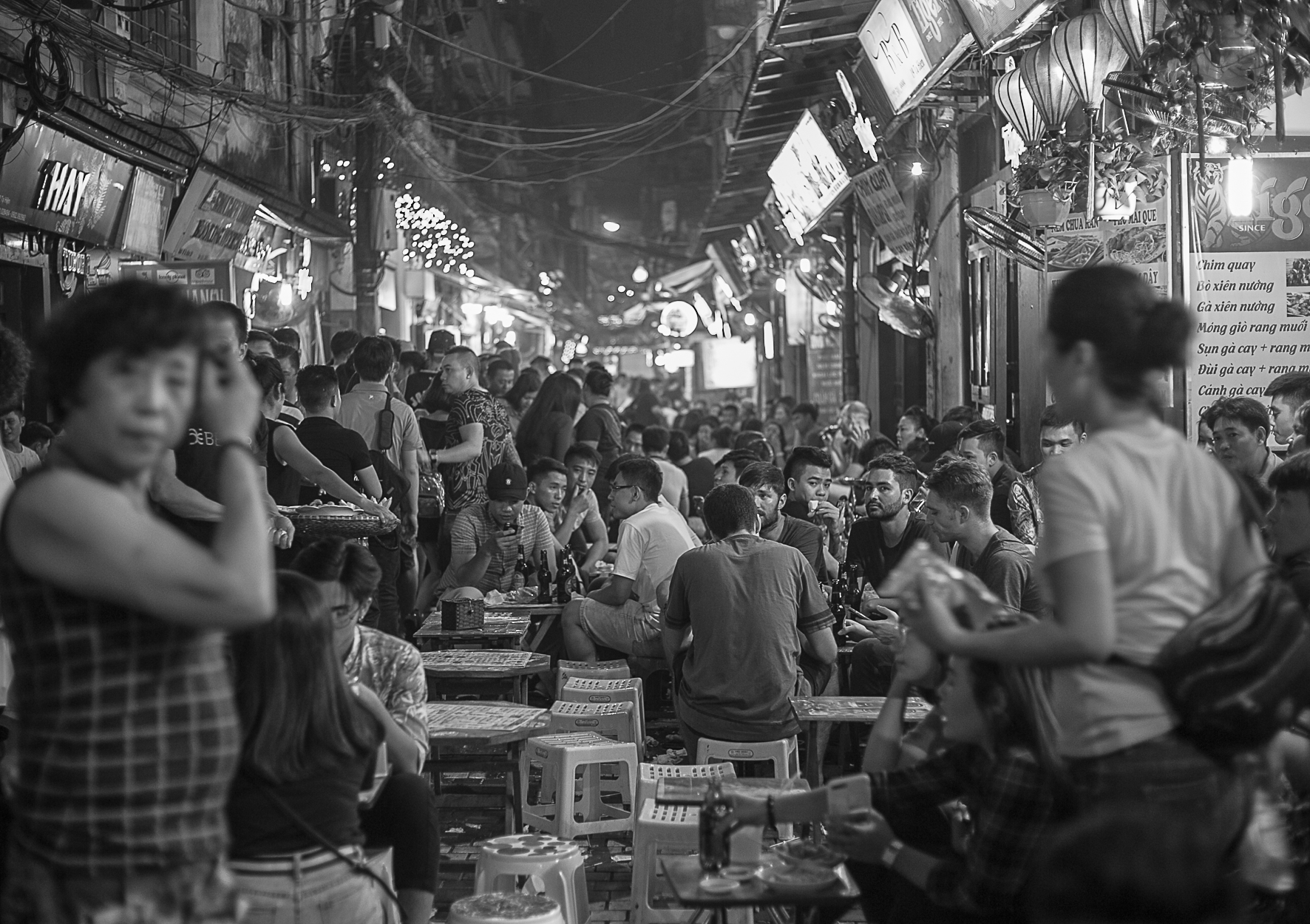 Night Street Market